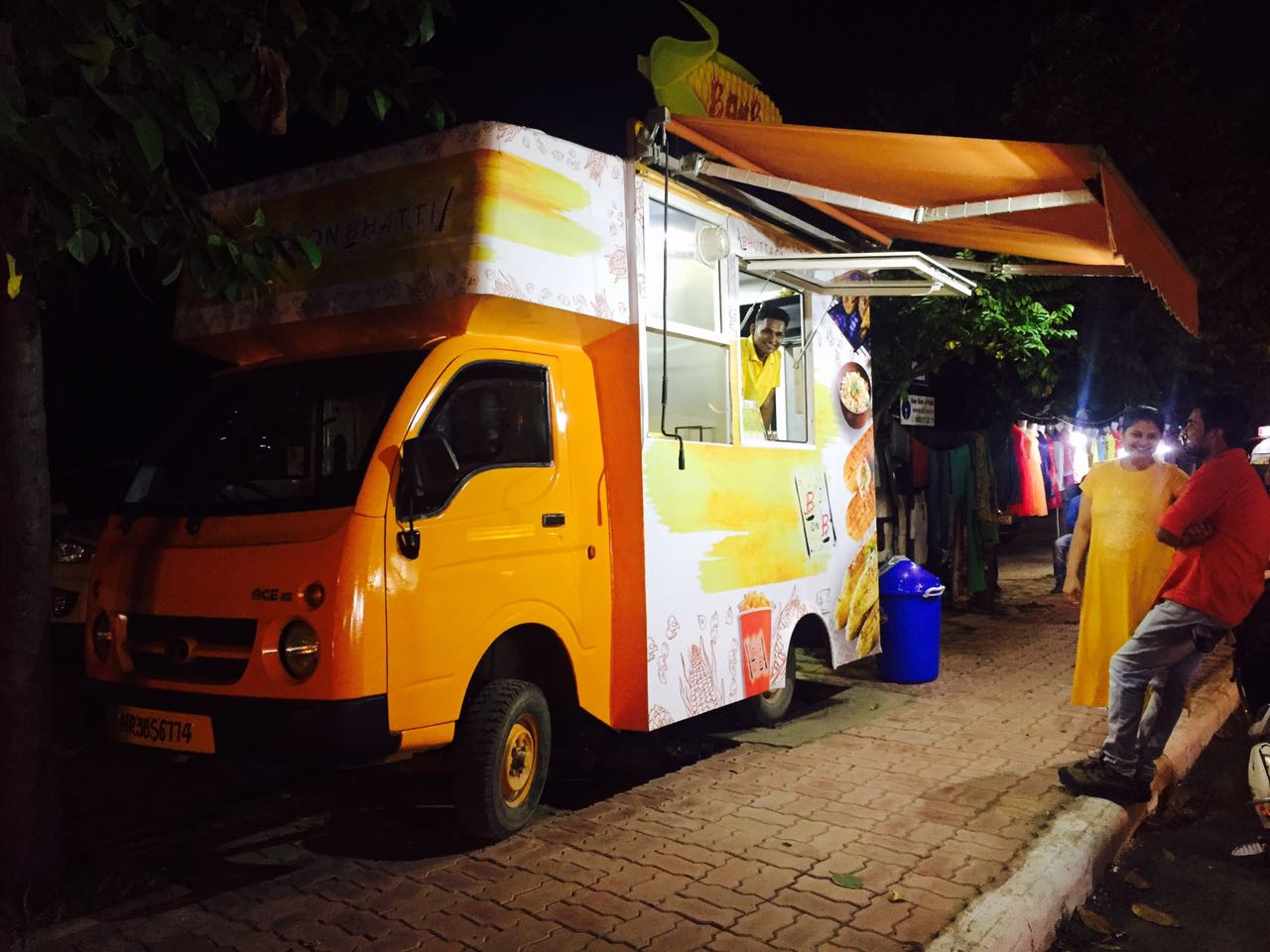 food truck spare parts suppliers in delhi
