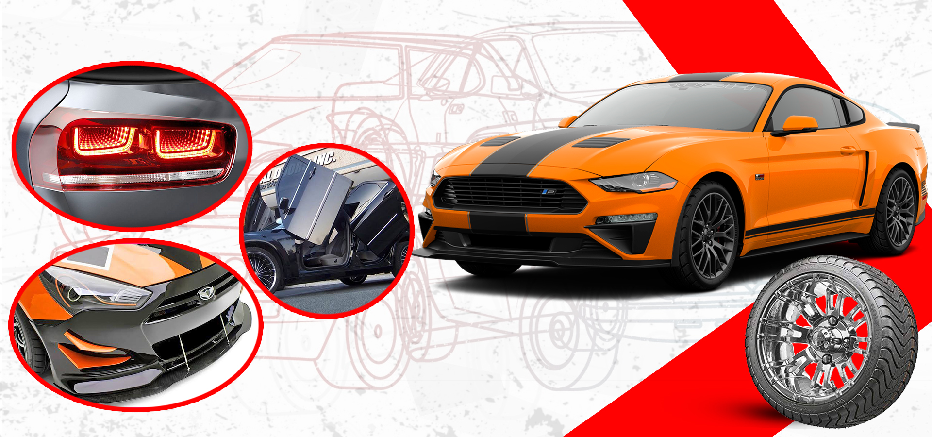 Car modification services in delhi