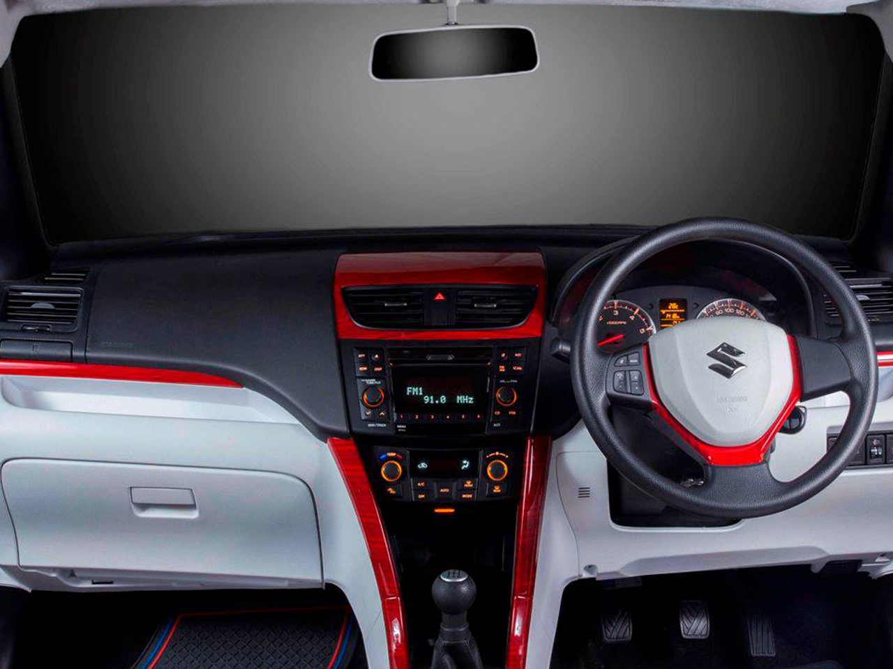 interior car modification in delhi