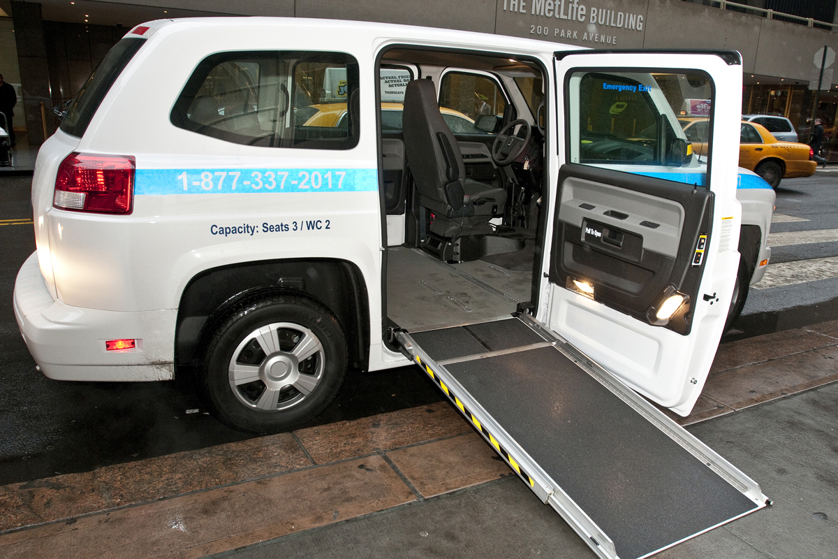 special assisted vehicle modification in delhi